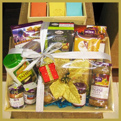 Spread joy and cheer with some 'foodie' Christmas hampers from Foodhall