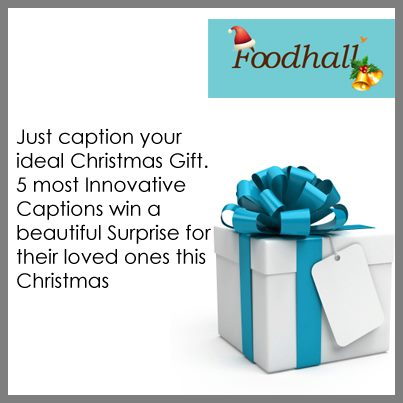 Its finally time for the most anticipated contest of the season!  Click http://tinyurl.com/c5kkf6l and simply caption your favorite Christmas Gift. Be innovative and you might win a Beautiful Surprise for your loved ones!