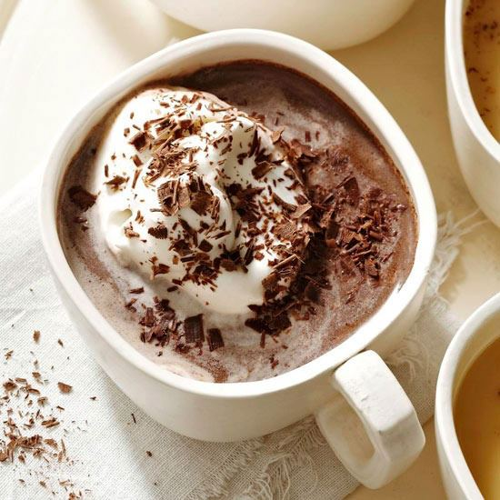 The Winter Gods are being kind to us! 
