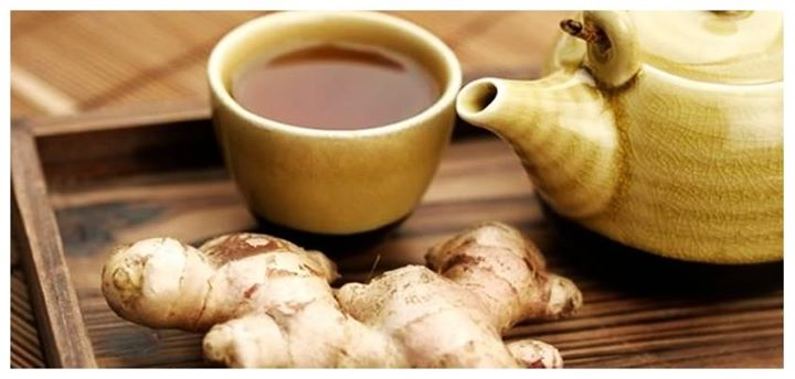 Nothing like a cup of hot ginger tea to beat the day's stress and warm the soul in this cool weather, no?