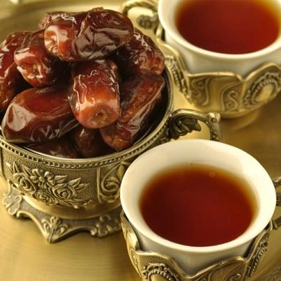 Revitalise and energise your body after a long day with Dates and Tea