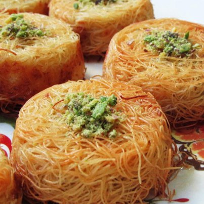 Kunafa, made using cheese, filo pastry and thick sugar syrup, is probably the yummiest Middle Eastern dessert. Have you tried it yet?