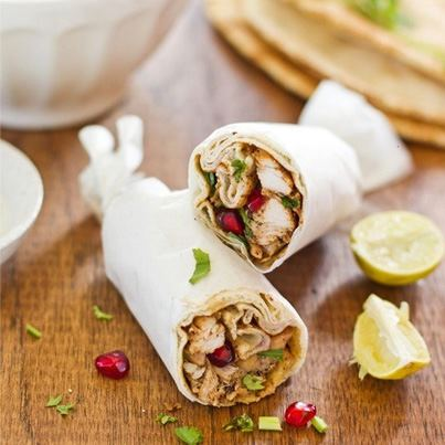 Shawarma is probably the yummiest food on-the-go, yes?