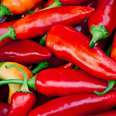 Chilli Pepper is one of the most important ingredient used in Mexican cooking. So, if you like your food hot and spicy then you'll surely love Mexican dishes.