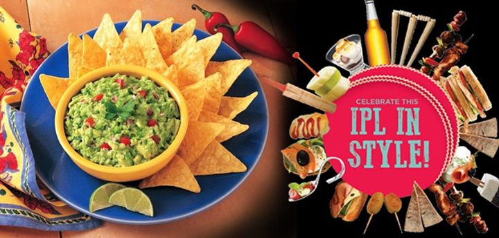 You know what'll make the cricket watching experience more thrilling? Chips + dips, of course! Pick up an assortment of Mexican dips from Foodhall and add spice to the game.