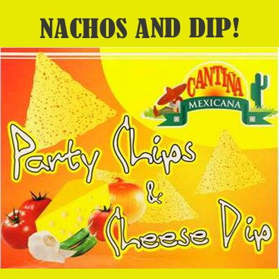 Nachos taste yum any time of the day, week, month. Pick up a Nachos kit from Foodhall for Rs. 450 and indulge yourself any time you feel like.