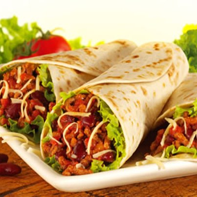 Burritos for lunch, anyone?