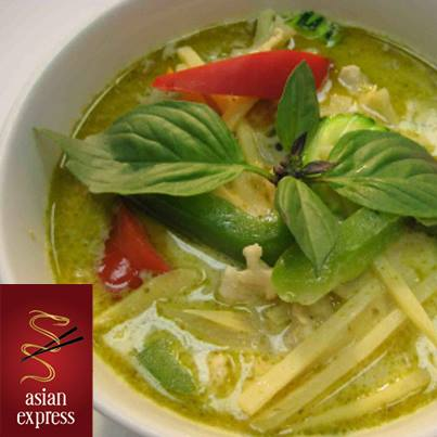 Pick up fresh Thai Green Curry from Foodhall, add a couple of veggies, cook some rice and indulge in a hot, tasty meal tonight.