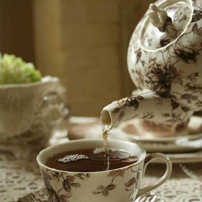 #DidYouKnow: Often piping hot tea is served at the end of a South-East Asian meal so as to aid digestion.