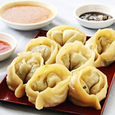 Momos are delish, mouth-watering and downright irresistible. #yummy