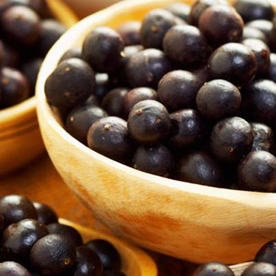Acai Berries have a very high anti-oxidant capacity and can even help one lose weight. #Superfoods