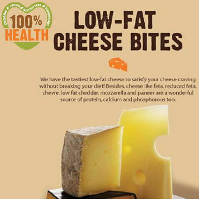 You can be on a diet and can also binge on low fat cheese! Low fat cheddar, feta, paneer are all available at Foodhall. Good enough reason to continue with that diet then? ;)