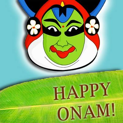 The Harvest Festival is celebrated with much fanfare and that's exactly how it should be. Happy #Onam all!