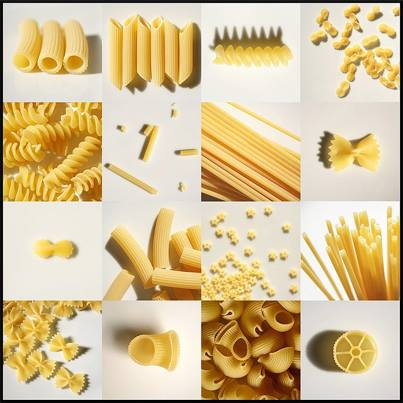 #DidYouKnow: There are over 600 pasta shapes produced worldwide. Tell us, which is your favourite pasta shape?