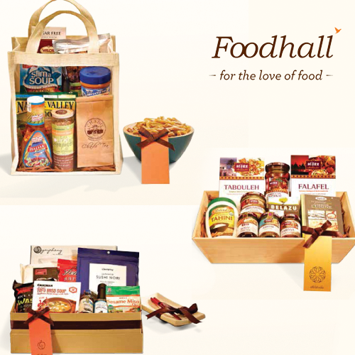 Headed to a kitty party? Then you must buy a Foodhall gift basket for all your lovely lady friends. #gifts