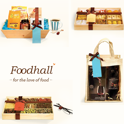 This #festive season, give away customised (as per taste and budget) gift hampers to staff and employees. #gifts