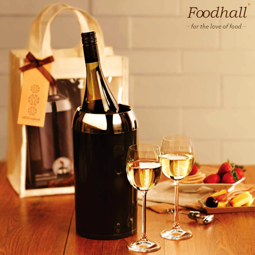 Gift your friends a bottle or two of wine. Drink up together and have a great time! #gifting #friends