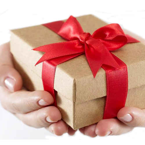 To present a gift to someone is to show them that they really matter to you. #gifts #gestures #love