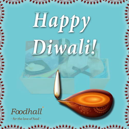 The True King returned home today. Let the #Diwali celebrations begin. Foodhall wishes you all a very Happy #Diwali & a prosperous New Year :D