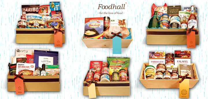 Foodhall gift hampers are guaranteed to impress. Are you ready to impress, then?