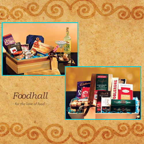 At Foodhall, gifting options are plentiful. Select from ones which you like best and revel in the joy of gifting.