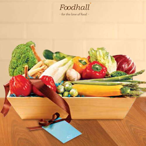 You will find exotic and traditional veggies, fresh as a dew drop, at our stores. #Foodhall #shopping