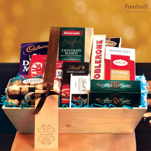 #Gift your parents a special hamper to show them you love and care. Surprise them!