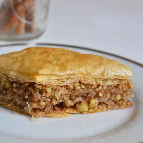 The Baklava at Foodhall is calling out to you! Are you listening? #hungry #FoodTalk #binge