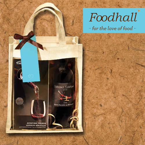 #Gifting a classic wine hamper this merry season is a great idea! Trust us.