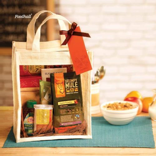 At Foodhall, we offer the best gourmet gifting options. Come, take a look and order.
