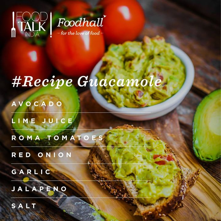 A Mexican fiesta is incomplete without the versatile Guacamole! Here's a super easy recipe by Food Talk India to whip up this classic dip in no time
