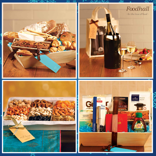 With Christmas barely a week away, you should come to Foodhall to source the best gifting options for friends and family.