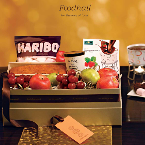Get together with your girls and gossip over Chocolate Fondue. #perfect #ideas #gifting #Enjoy