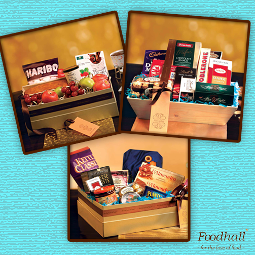 Have you decided what you'll be gifting friends and family this Xmas? Come to #Foodhall for ideas and inspiration.
