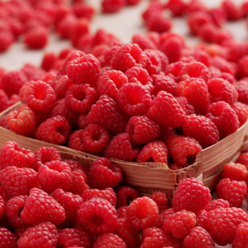 Raspberries are a season favourite with us. And you?