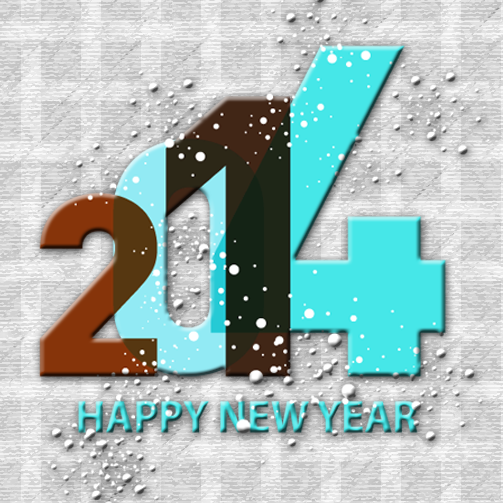 A very happy and prosperous 2014 to everyone. :D
