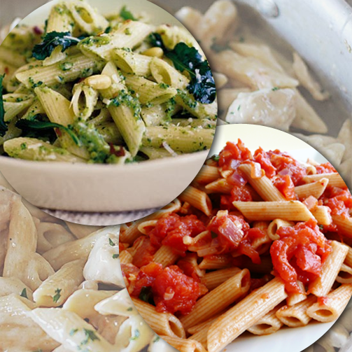 Arabiatta or Pesto - which is your favourite #Italian pasta sauce?