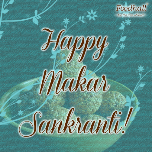 There isn't a better day to celebrate Indian cuisine than today! Happy Makar Sankranti!