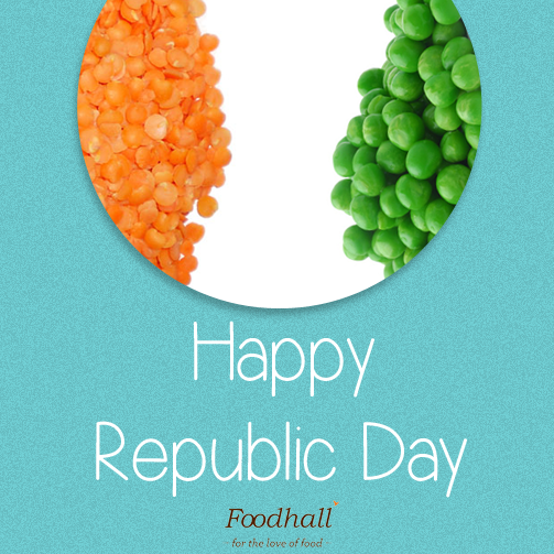 You just can't miss the patriotism in the air today. Happy #Republic day India!