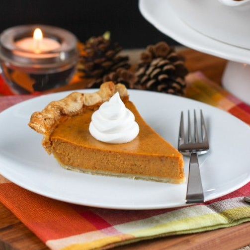 Pumpkin #pie and some whipped cream to go with it, anyone?