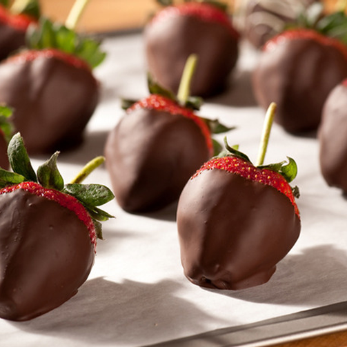 February is the month of #love! Time to stock up on those #chocolate covered strawberries :)