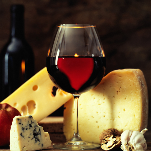 #Wine and cheese - #romance is bound to happen!