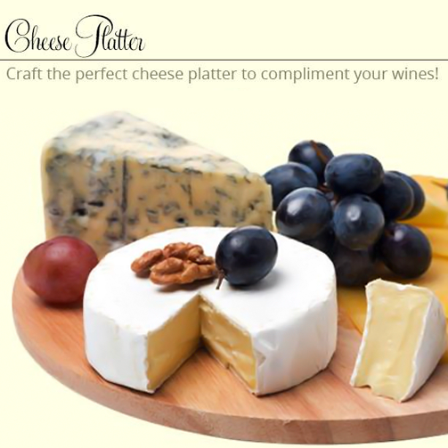 Our #cheese platter is a great-great buy! Pick up one today and relish it with some great wine. :D