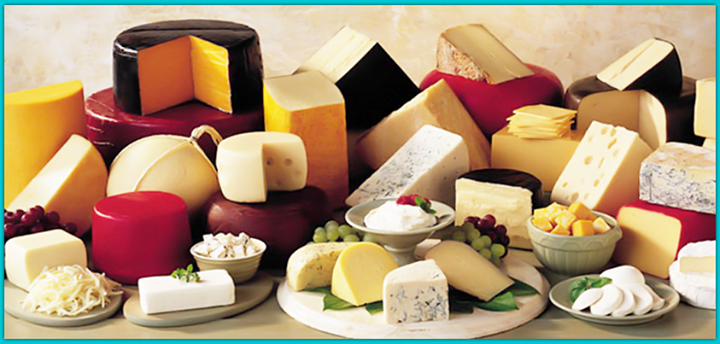 #DidYouKnow there are over 2000 varieties of cheese! Oh yes!