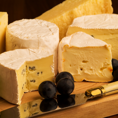 The worldwide annual production of cheese is more than that of tea leaves, coffee beans, cocoa beans and tobacco combined! #FunFacts