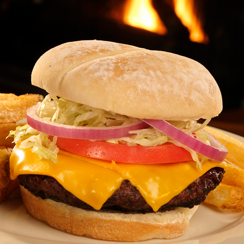 A burger without cheese is no burger at all. #True #WeLoveCheese