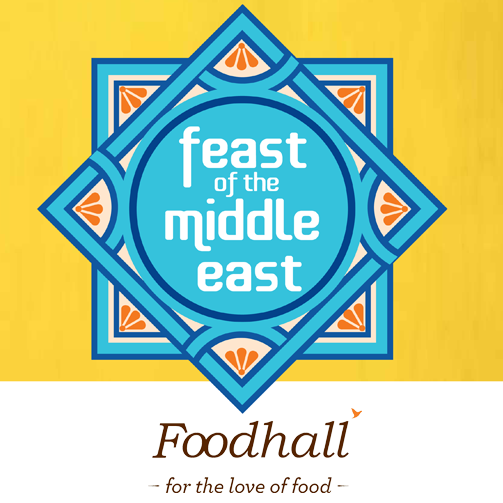 Celebrate the flavours of the Middle East, all this month at Foodhall.