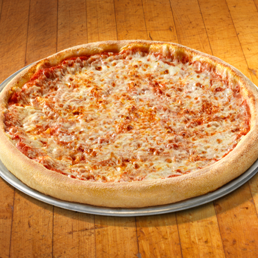 Cheese & Pizza. #PerfectPartners