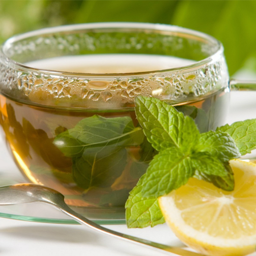 Sample fresh mint tea at the Chado Tea Counter and wake up your senses. Only at Foodhall.