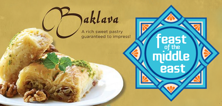Get a kickstart to #baking your own Baklava by buying fresh Filo Pastry from Foodhall. #Kitchen #experiments